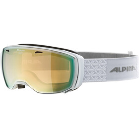 Alpina Estetica MM Goggle pearlwhite mandarin spherical